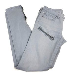 MARC BY MARC JACOBS WOMENS SIZE 27 GRAY JEANS